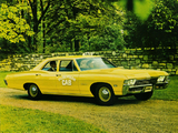 Chevrolet Biscayne Taxi 1968 pictures