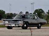 Pictures of Chevrolet Biscayne 2-door Sedan (154 11) 1968
