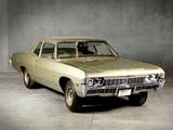 Wallpapers of Chevrolet Biscayne 2-door Sedan 1968
