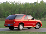Pictures of Chevrolet Blazer Xtreme 2001–05