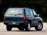 Pictures of Chevrolet Blazer BR-spec 2003–08