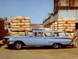 Chevrolet Brookwood 2-door Wagon 1960 pictures