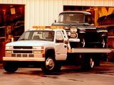 Chevrolet C3500 HD Car Hauler 1996 pictures
