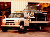 Chevrolet C3500 HD Car Hauler 1996 pictures