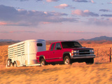 Chevrolet C/K 2500 Extended Cab 1988–99 wallpapers