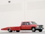 Images of Chevrolet C3500 Car Hauler by Hodges Custom Haulers 1996