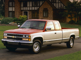 Images of Chevrolet C/K 2500 Extended Cab 1988–99