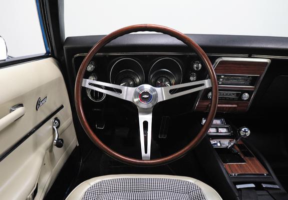 Chevrolet Camaro 1968 Pictures 6 B Jpg