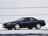 Chevrolet Camaro EU-spec 1998–2002 photos