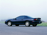 Chevrolet Camaro 1998–2002 photos