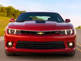 Chevrolet Camaro SS 2013 pictures