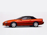 Chevrolet Camaro Convertible 1998–2002 wallpapers