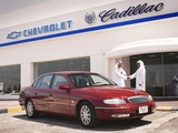 Chevrolet Caprice 1999–2003 wallpapers