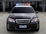 Wallpapers of Chevrolet Caprice Police Patrol Vehicle 2010