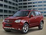 Photos of Chevrolet Captiva Sport US-spec 2011
