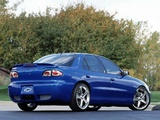 Chevrolet Cavalier Z24 Concept 2002 photos