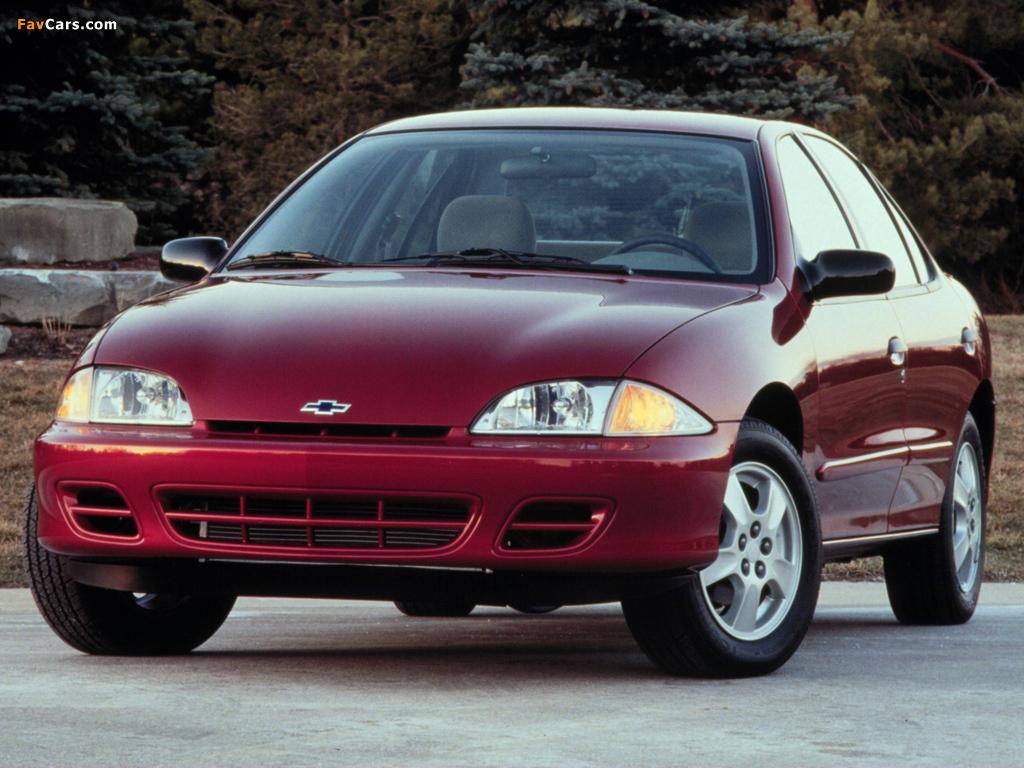 Photos Of Chevrolet Cavalier 1999 2003 1024x768
