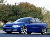 Pictures of Chevrolet Cavalier Z24 Concept 2002