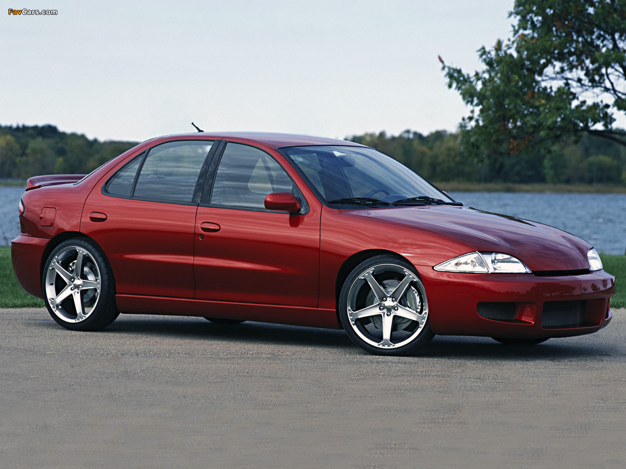 Wallpapers of Chevrolet Cavalier Z24 Supercharged Concept ...
