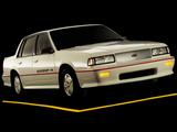 Chevrolet Celebrity Eurosport VR Sedan 1987–88 images