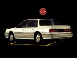 Pictures of Chevrolet Celebrity Eurosport VR Sedan 1987–88