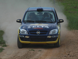 Chevrolet Celta Rally Car 2007 pictures