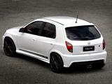 Chevrolet Celta White Concept 2010 pictures