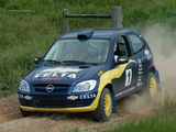 Images of Chevrolet Celta Rally Car 2007