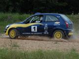 Photos of Chevrolet Celta Rally Car 2007