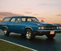 Chevrolet Chevelle SS Wagon 1970 wallpapers