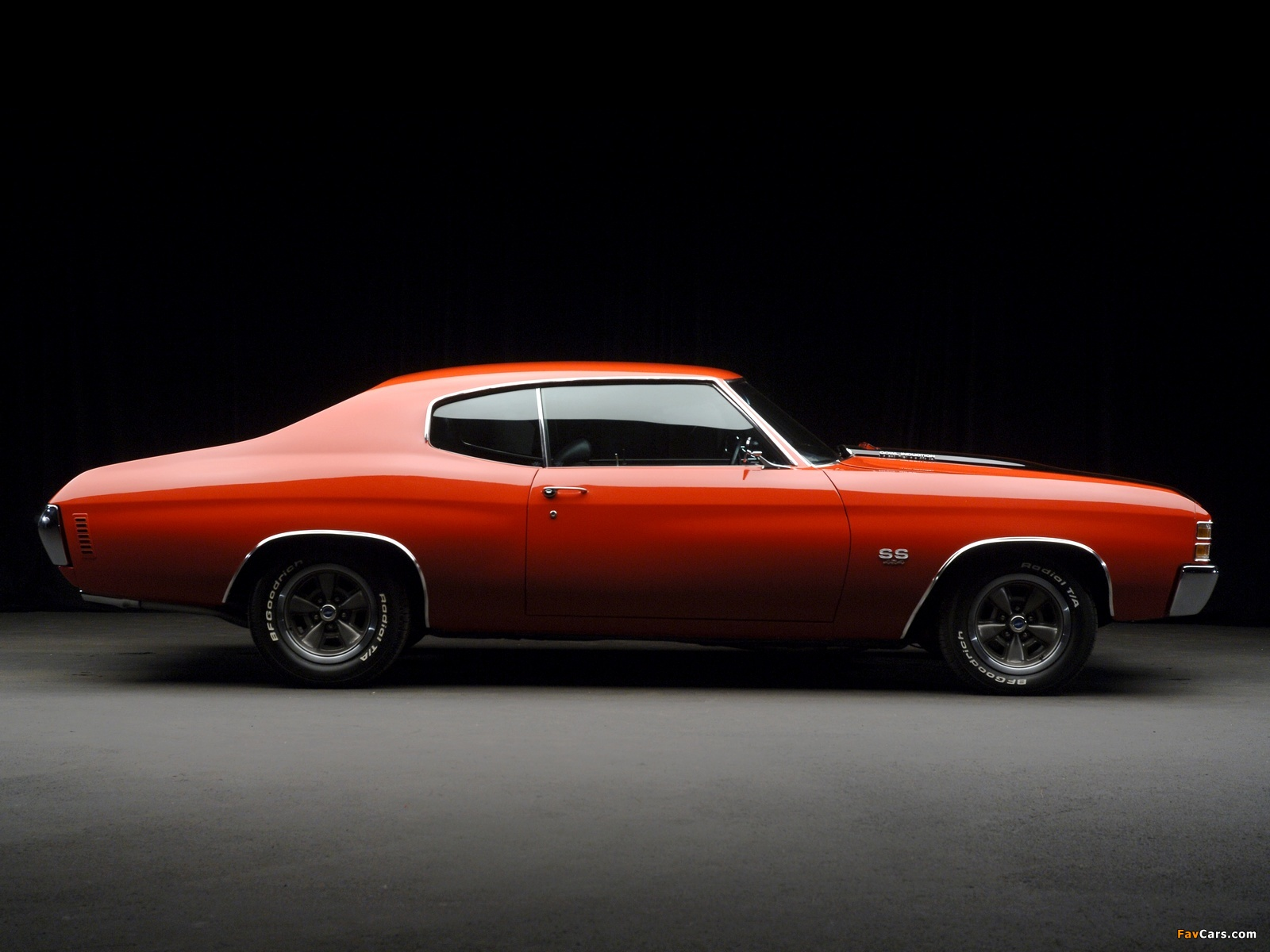 Chevelle Ss >> Chevrolet Chevelle SS Hardtop Coupe 1972 images (1600x1200)