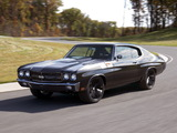 Chevrolet Chevelle SS by Dale Earnhardt Jr. 2011 photos