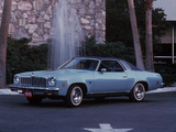 Photos of Chevrolet Chevelle Malibu Coupe 1975