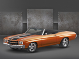 Pictures of Chevrolet Chevelle Convertible Summer School Concept 2005