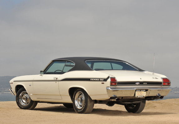 Chevelle Yenko Wallpaper 1969 427 Powered Coupe 1440 06 Picture