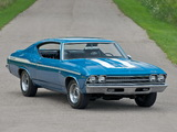 Wallpapers of Chevrolet Chevelle Yenko SC 427 Hardtop Coupe 1969