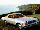 Chevrolet Chevelle Malibu Classic Coupe 1976 wallpapers