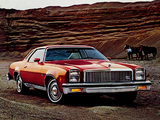 Chevrolet Chevelle Malibu Classic Coupe 1977 wallpapers