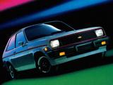 Chevrolet Chevette S 1985 pictures