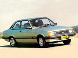 Chevrolet Chevette 2-door Sedan BR-spec 1987–93 pictures