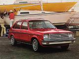 Pictures of Chevrolet Chevette 5-door US-spec 1979–82