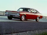 Chevrolet Chevy II Nova 327 Coupe (11427) 1968 pictures