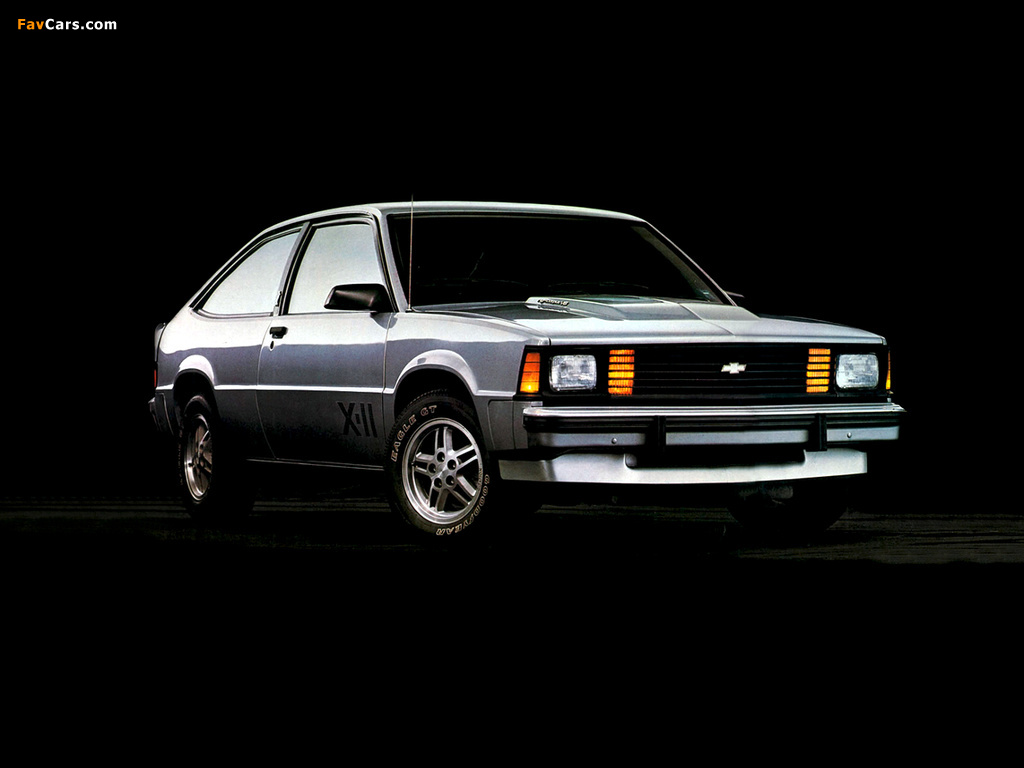 1981 Chevy Citation X 11