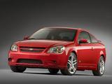 Chevrolet Cobalt SS Coupe 2008–10 photos