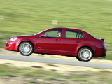 Chevrolet Cobalt SS Sedan 2008–10 pictures