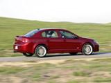 Images of Chevrolet Cobalt SS Sedan 2008–10