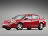 Wallpapers of Chevrolet Cobalt SS Sedan 2008–10
