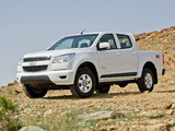 Pictures of Chevrolet Colorado Z71 Double Cab 2012