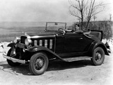 Images of Chevrolet Confederate Convertible (21BA) 1932