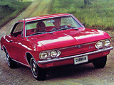 Chevrolet Corvair Monza Hardtop Coupe (10537) 1967 photos